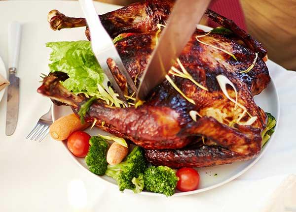 Takeaway Maui Thanksgiving Turkey Feast