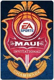 EASports Maui Invitational logo.
