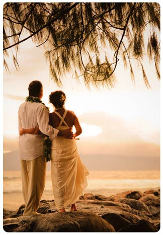 Maui catered weddings with wedding planning included!