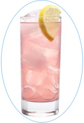 The Drunken Bridesmaid Signature Cocktail for weddings